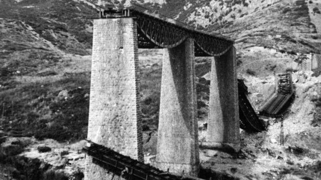 Ανατίναξη γέφυρας Γοργοποτάμου. Ναπολέων Ζέρβας και Επινιανά