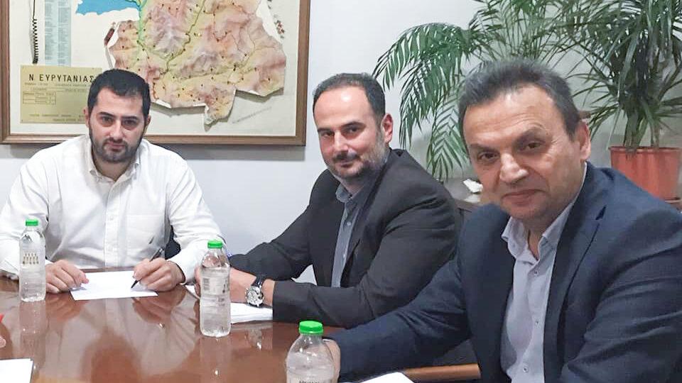 Νέες προγραμματικές συμβάσεις με τον δήμο Αγράφων